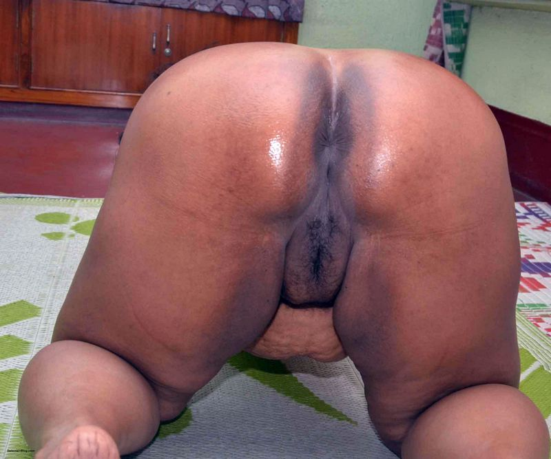 Indian aunty showing big ass cheeks pussy and asshole teaser pics
